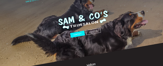 Sam & Co's Trimsalon